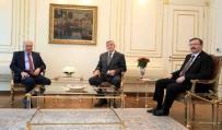GÜZERGAH - Başkan Karaosmanoğlu, Başkan Uysal'ı Ziyaret Etti