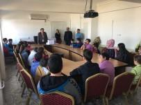 MECLİS BAŞKANLIĞI - Bozyazı'da Öğrenciler Sandık Başına Gitti