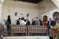 Büyükelçi Christian Berger, Başkan Kara İle Bir Araya Geldi