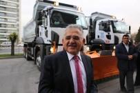 MEMDUH BÜYÜKKıLıÇ - Çevre Temizlik Vergileri İle Melikgazi Belediyesi'ne İki Araç Alındı