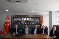 NİYAZİ NEFİ KARA - CHP'li Doktor Vekiller Sağlık Çalıştayı İçin Diyarbakır'da