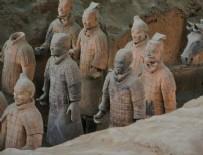 ÇİN - Çin kayıp tarihi eserleri internetten arayacak