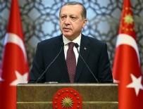 İL BAŞKANLARI TOPLANTISI - Cumhurbaşkanı Erdoğan'dan Kılıçdaroğlu'na SSK yanıtı