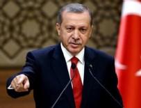 YPG - Cumhurbaşkanı Erdoğan: YPG Afrin'den temizlenmeli