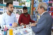 BELEDİYE MECLİS ÜYESİ - Demirkol Esnafla Bir Araya Geldi