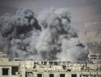 MUHALİFLER - Doğu Guta'da ateşkes fiilen bitti