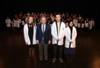 ATATÜRK ÜNIVERSITESI - Eczacılık Fakültesi Geleneksel Beyaz Önlük Giydirme Töreni Gerçekleşti