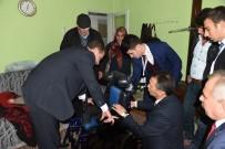 ELZEM - Engelli İbrahim'e Tekerlekli Sandalye