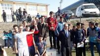 BAYRAK YARIŞI - Erzurum'da Puanlı Atletizm Heyecanı