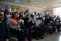 ÇEKIM - Erzurumlu Öğrenciler Bursa'ya Uğurlandı