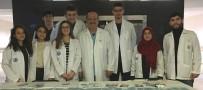 TıP FAKÜLTESI - ESOGÜ Hastanesi'nde Akciğer Kanseri Bilgilendirme Standı Açıldı