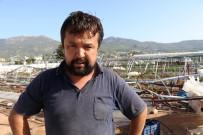 MAVIKENT - 'Fatih Terim'in Aldığı Paranın 10'Da 1'İ Bizi Kurtarır' Diyen Antalyalı Afetzede Konuştu