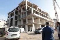 HÜSEYIN ANLAYAN - Fatsa'nın Selçuklu Mimarisindeki Belediye Binası 2018'De Tamam