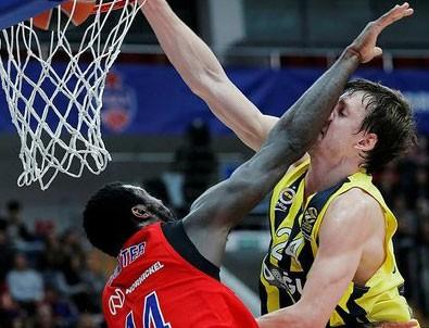 Fenerbahçe Doğuş uzatmalarda güldü.
