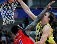 MOSKOVA - Fenerbahçe Doğuş uzatmalarda güldü.