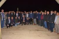 KAYAK MERKEZİ - Gediz AK Parti Teşkilatı, Muratdağı Termal Kayak Merkezi'nde