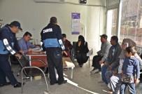 DUYGU SÖMÜRÜSÜ - Gölbaşı Belediyesi Zabıta Ekiplerinden Dilenci Operasyonu