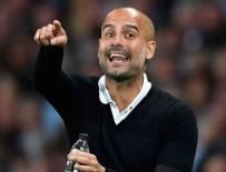 PEP GUARDIOLA - Guardiola ayın teknik direktörü seçildi