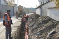 Gürsu'da Elektrik Kabloları Yer Altına Alınıyor