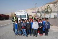 EMNIYET KEMERI - Gürün'de Öğrencilere Trafik Eğitimi Verildi