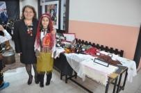 ADıGÜZEL - İlkokulda 'Milli Kültür' Sergisi Açıldı