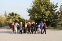 MUSTAFA TALHA GÖNÜLLÜ - İmam Hatip  Öğrencileri Üniversiteyi Gezdi