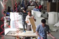 MOBİLYA FUARI - İnegöl Mobilyacısının Yeni Rotası Hindistan