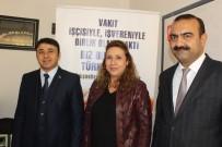 İŞ VE MESLEK DANIŞMANI - İş-Kur'dan 'Engelli Ve Eski Hükümlülere Destek Projesi'