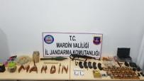 YARDIM MALZEMESİ - Jandarmadan Terör Örgütüne Darbe