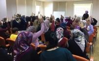 İLETIŞIM - Kadınlara Evlilik Öncesi Eğitim