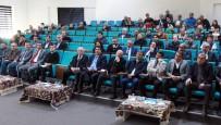 KADIN YAŞAM MERKEZİ - 'Kamuda Memur Disiplini' Eğitim Semineri