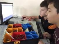 KARATAY ÜNİVERSİTESİ - KARSEM'den Robotik Ve Kodlama Eğitimi