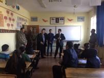 KAYMAKAMLIK - Kaymakam Dundar'ın Okul Ziyaretleri