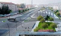 TEMEL ATMA TÖRENİ - Kepez'e 'Kent Meydanı'