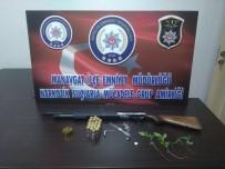 MERMİ - Manavgat'ta Uyuşturucu Taciri Tutuklandı