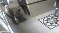 YENIKÖY - Muhtara Demir Çubuklu Saldırı Açıklaması O Anlar Kamerada