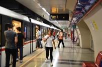 KAYMAKAMLIK - Narlıdere Metrosu İçin Dosya Alan Firma Sayısı 30'A Çıktı