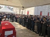 GENEL BAŞKAN YARDIMCISI - Ordu Şehidini Uğurladı