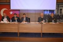 OKTAY ERDOĞAN - Ortaca'da Kurum Amirleri Ve Muhtarlar Bir Araya Geldi