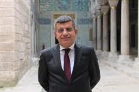 GÜLHANE - (Özel) Topkapı Sarayı'ndaki Tarihi İhya Yakından Görüntülendi