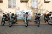 OTO HIRSIZLIK - Polis 5 Çalıntı Motosikleti Buldu
