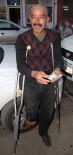 YÜKSEK GERİLİM - Protez Bacağı Çalınan Engelli Adama Emeklilik Sürprizi