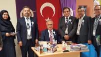 YAZ OKULLARI - Rektör Çomaklı İran'da Merkezi Asya Üniversiteleri Birliği Yönetim Kurulu Toplantısına Katıldı
