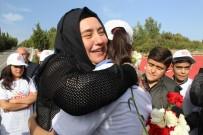 TERÖRİSTLER - Şehit Binbaşının Doğum Gününde Duygulandıran Sahne