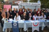 ORGAN BAĞıŞı - Şehzadeler Belediyesi Diyabete Dikkat Çekti