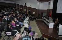 MARMARA ÜNIVERSITESI - Selçuk'ta 'Tarihin Tanıklığında Ermeni Meselesi' Paneli Yapıldı