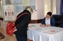 ORGAN BAĞıŞı - Selçuk Tıp'ta Organ Bağışı Bilgilendirme Standı Açıldı