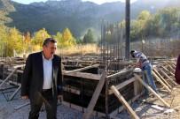 EVLAT ACISI - Seydişehir Kuğulu Park'a Mescit