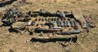 EL BOMBASI - Siirt'te Terör Operasyonu