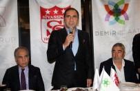 HAMİT DEMİR - Sivasspor'da Hedef İlk 10'A Girmek